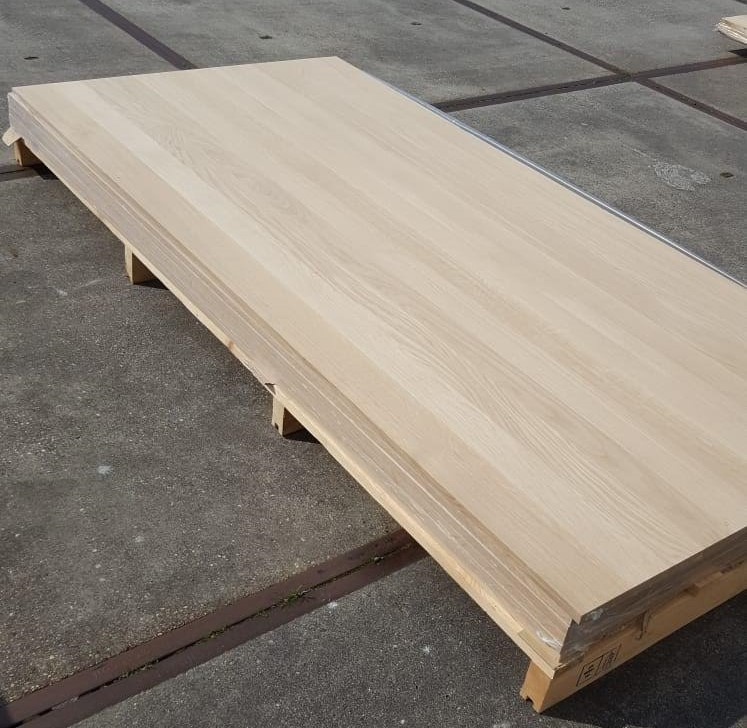 European Oak edge grained